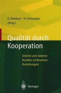 Qualitat Durch Kooperation