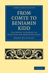 From Comte to Benjamin Kidd