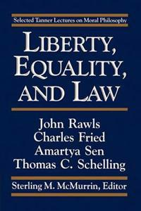 Liberty, Equality, And Law