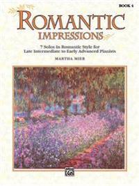 Romantic Impressions, Bk 4