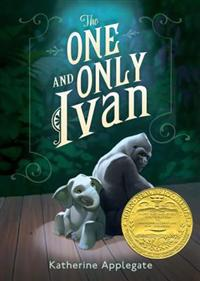 The One and Only Ivan - Katherine Applegate  Patricia Castelao - böcker (9780061992254)     Bokhandel