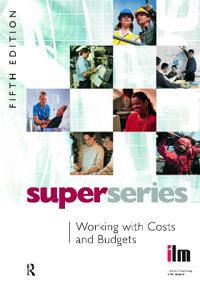 Working With Costs and Budgets