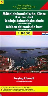 Dalmatian Coast 3 Brac/Hvar/Split