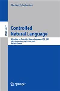 Controlled Natural Language