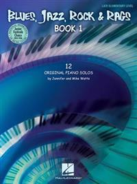 Blues, Jazz, Rock & Rags - Book 1: National Federation of Music Clubs 2014-2016 Selection Late Elementary Level