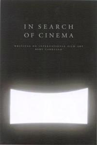In Search of Cinema