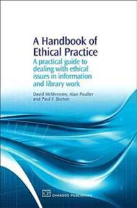 A Handbook of Ethical Practice