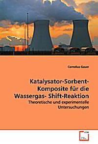 Katalysator-Sorbent-Komposite für die Wassergas-Shift-Reaktion