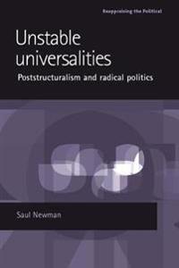 Unstable Universalities