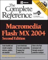 Macromedia Flash MX 2004 with CDROM