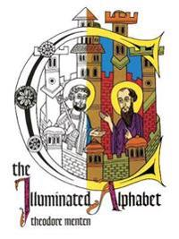 The Illuminated Alphabet Coloring Book