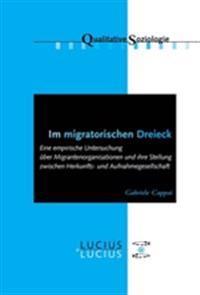 Im Migratorischen Dreieck: Eine Empirische Untersuchung Uber Migrantenorganisationen Und Ihre Stellung Zwischen Herkunfts- Und Aufnahmegesellscha