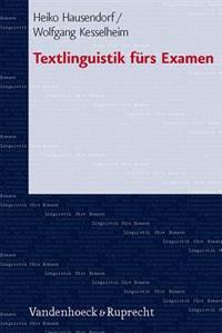 Textlinguistik Furs Examen