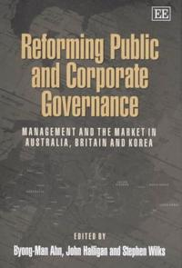 Reforming Public and Corporate Governance