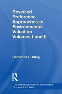 Revealed Preference Approaches to Environmental Valuation