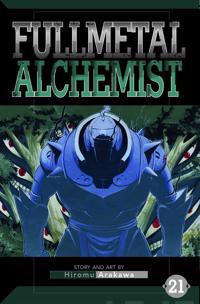 FullMetal Alchemist 21