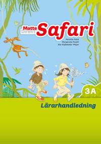 Matte Direkt Safari 3A Lärarhandledning - Margareta Picetti, Pernilla Falck pdf epub