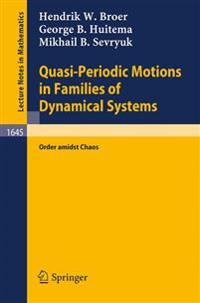 Quasi-Periodic Motions in Families of Dynamical Systems