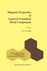 Magnetic Properties of Layered Transition Metal Compounds