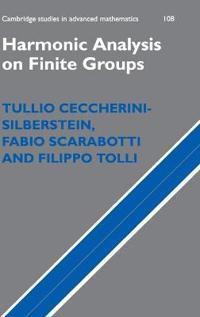 Harmonic Analysis on Finite Groups