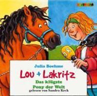 Lou + Lakritz. Das klügste Pony der Welt. 2 CDs