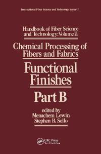 Handbook of Fiber Science and Technology Volume 2