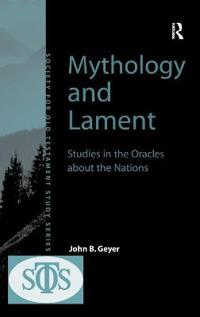 Mythology and Lament