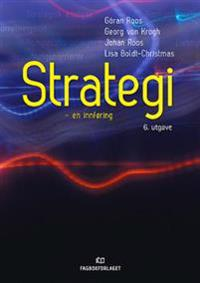 Strategi; en innføring