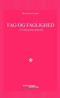 Fag og faglighed