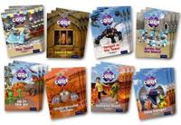Project X Code: Castle Kingdom and Forbidden Valley Class Pack of 24