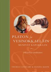 Platon ja vesinokkaeläin menivät kapakkaan