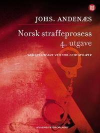 Norsk straffeprosess