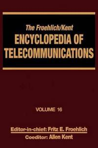 Encyclopedia of Telecommunications