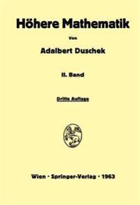 Vorlesungen Über Höhere Mathematik/ Lectures on Higher Mathematics