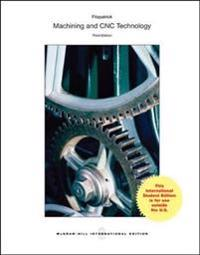 MACHINING & CNC TECHNOLOGY WITH STUDENT DVD MP (Int'l Student Edition)