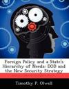 Foreign Policy and a State's Hierarchy of Needs