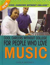 Cool Careers Without College for People Who Love Music