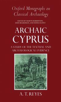 Archaic Cyprus