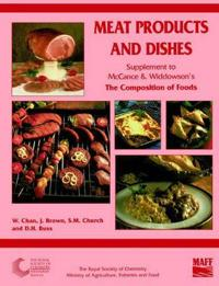 Meat Products and Dishes