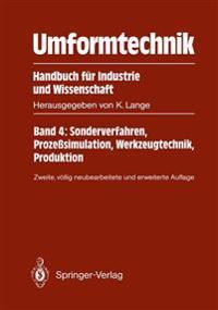 Umformtechnik Handbuch F�r Industrie Und Wissenschaft