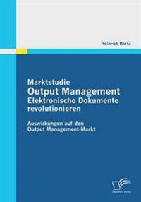 Marktstudie Output Management