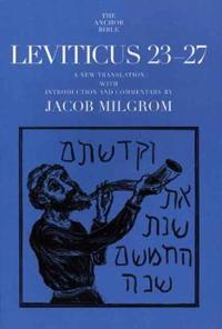 Leviticus 23-27