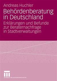 Behördenberatung in Deutschland