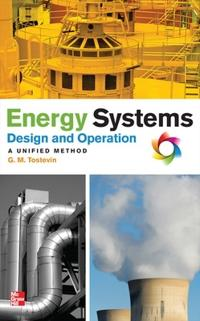 Energy Systems Design and Operations