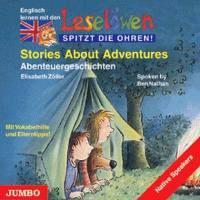 Leselöwen Stories About Adventures. CD