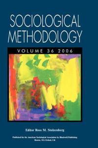 Sociological Methodology, Volume 36