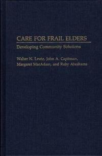 Care for Frail Elders