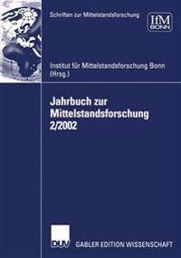 Jahrbuch Zur Mittelstandsforschung 2/2002