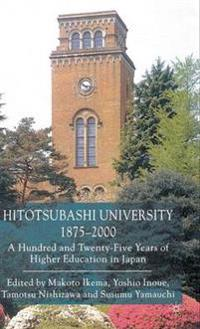 Hitotsubashi University 1875-2000