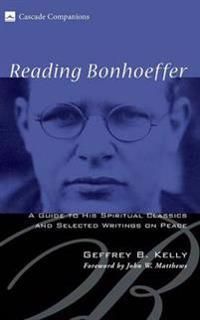 Reading Bonhoeffer